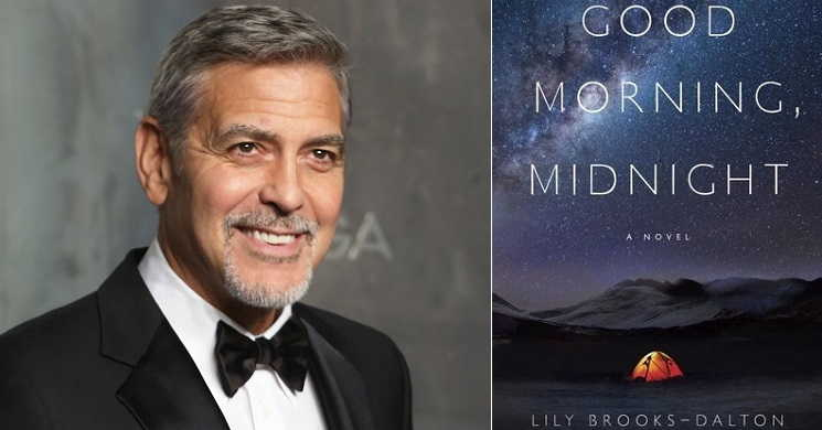 George Clooney vai dirigir e protagonizar a adaptação do livro de ficção científica
