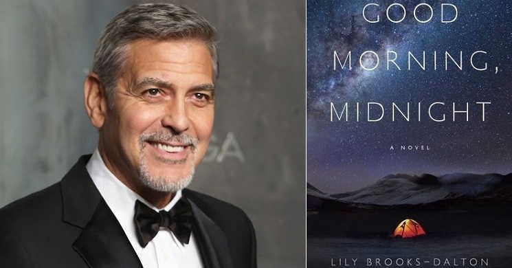 George Clooney vai dirigir e protagonizar o filme Good Morning, Midnight