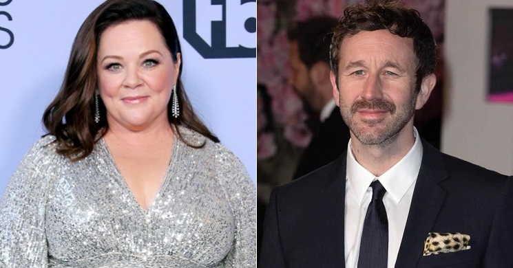 Melissa McCarthy e Chris O'Dowd podem reunir-se na comédia dramática