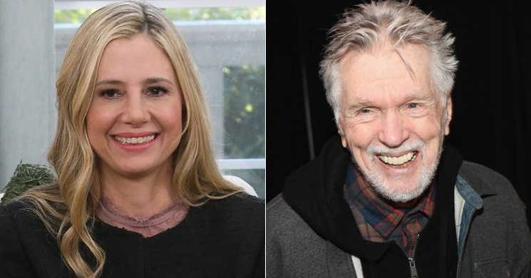 Mira Sorvino e Tom Skerritt protagonistas do filme East of the Mountains
