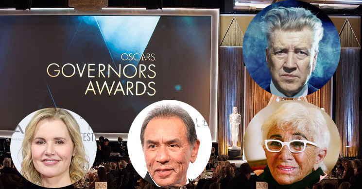 Realizador David Lynch entre os nomes que vão receber o Óscar Honorário da Academia