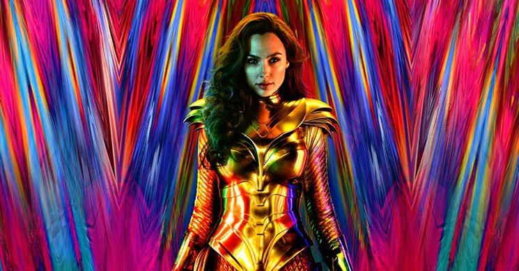 Patty Jenkins divulga poster de Wonder Woman 1984