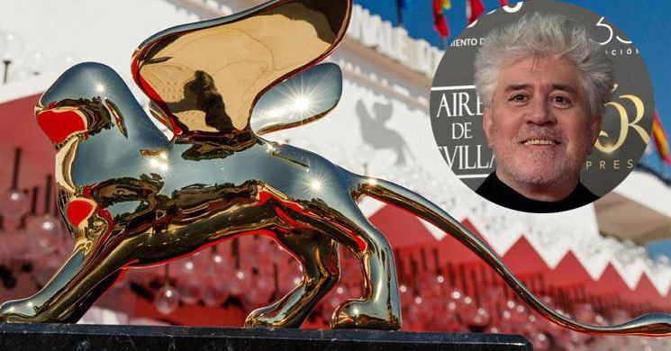 Pedro Almodóvar vai receber o Leão de Ouro pela carreira no 76º Festival de Veneza