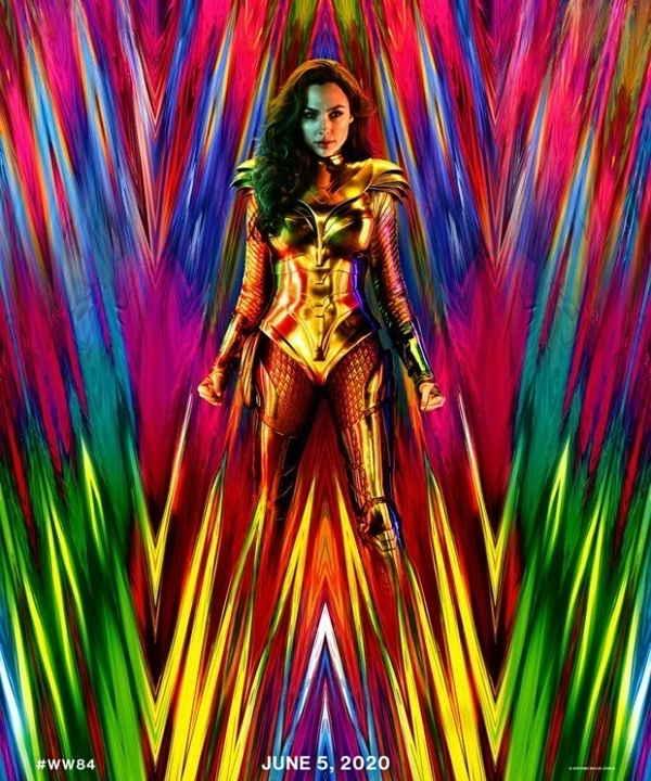 Poster de Wonder Woman 1984