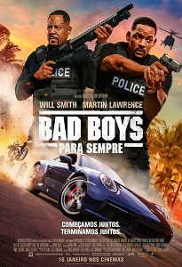 Poster do Filme Bad Boys Para Sempre