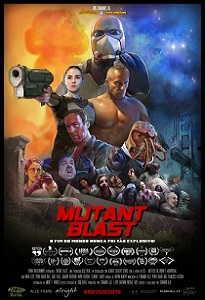 Poster do Filme Mutant Blast