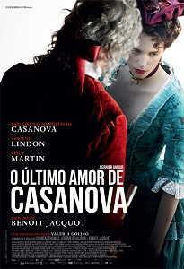 Poster do filme O Úlltimo Amor de Casanova