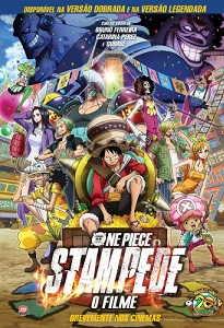 Poster do filme One Piece: Stampede - O Filme