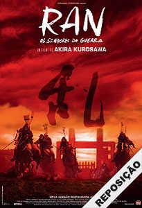 Poster do filme Ran: Os Senhores da Guerra