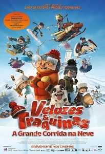 Poster do filme Velozes e Traquinas