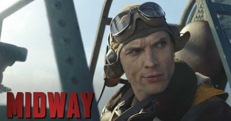 Teaser trailer oficial do filme Midway