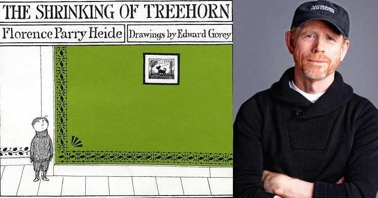 The Shrinking of Treehorn estreia de Ron Howard em filmes animados
