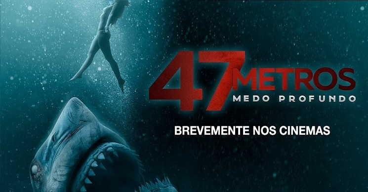 Tubarão ataca jovens no trailer português da aventura de terror