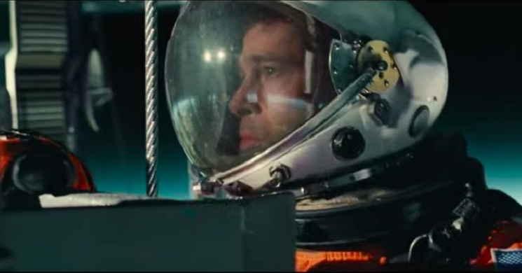 Brad Pitt numa perigosa missão espacial no primeiro trailer português de