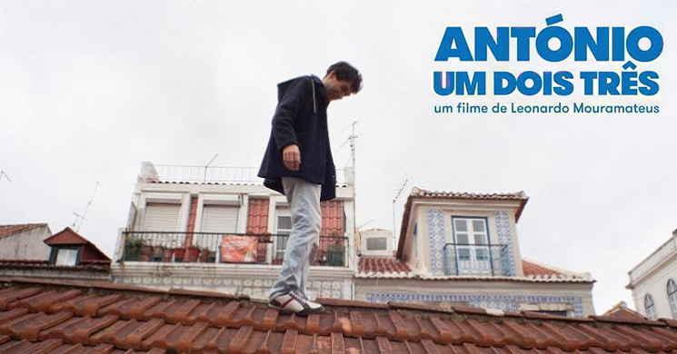 Trailer português do filme António Um Dois Três
