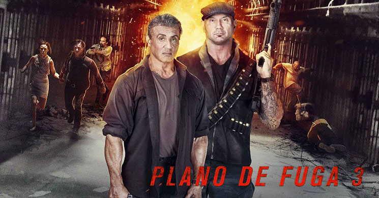 Trailer português do filme Plano de Fuga 3