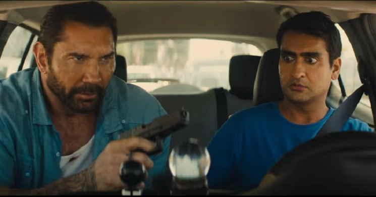 Trailer restrito português do filme Stuber