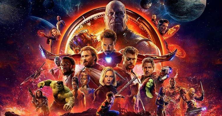 Vingadores: Endgame vai regressar aos cinemas portugueses