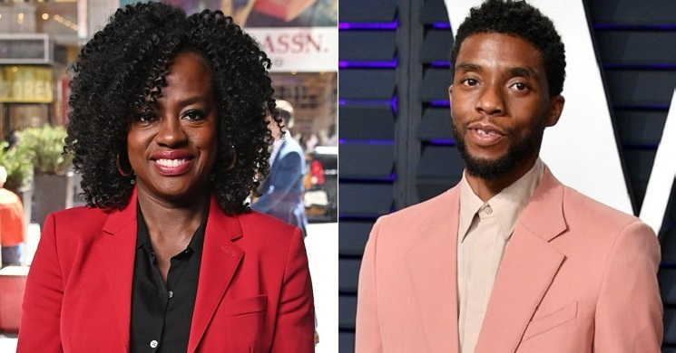 Viola Davis e Chadwick Boseman vão protagonizar a adaptação da peça teatral