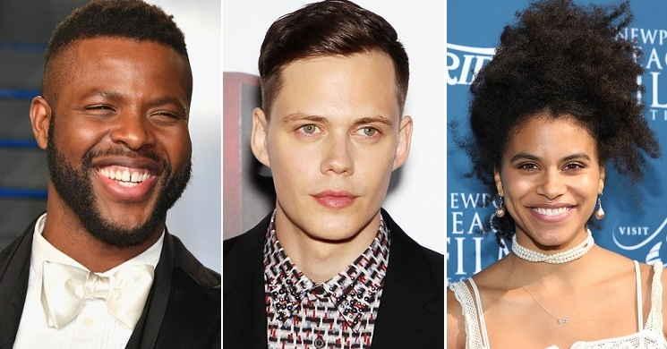 Winston Duke, Bill Skarsgard e Zazie Beetz vão protagonizar o thriller sobrenatural