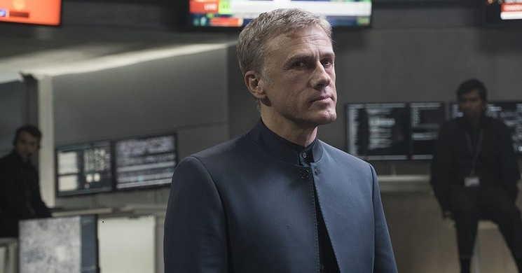 Christoph Waltz regressa como o vilão Blofeld no filme Bond 25