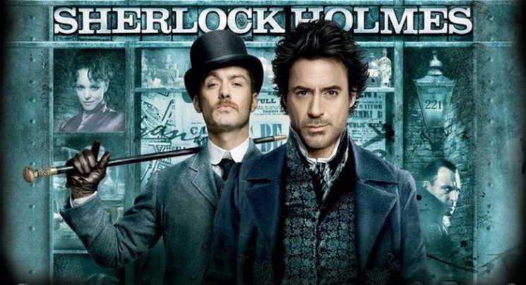 Dexter Fletcher vai dirigir o filme Sherlock Holmes 3