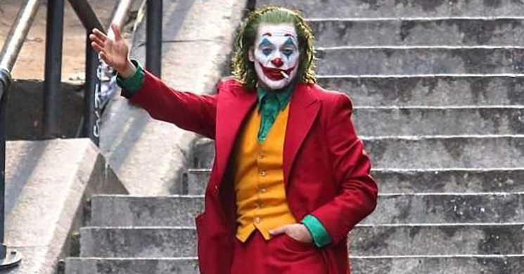 Diretor do Festival de Veneza diz que o filme Joker é um forte candidato aos Óscares