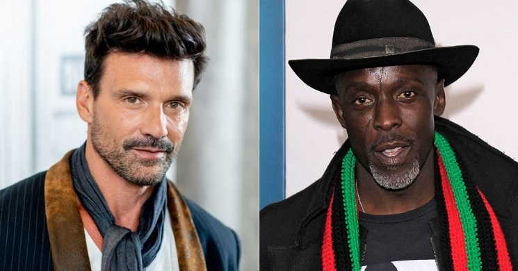 Frank Grillo e  Michael K. Williams no elenco principal do thriller criminal