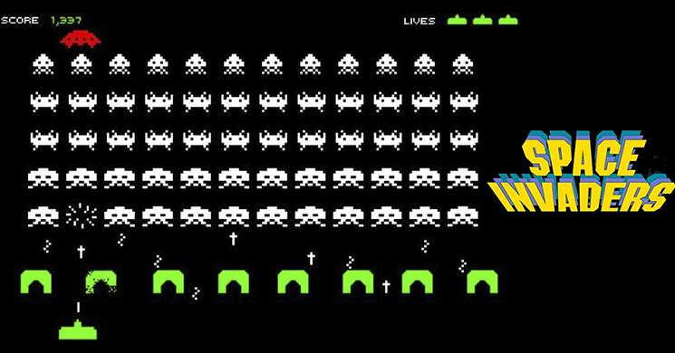 Greg Russo vai escrever a adaptação do filme Space Invaders