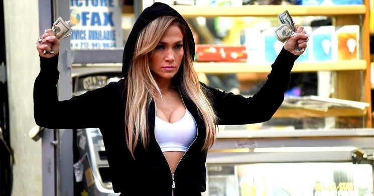 Jennifer Lopez será uma traficante colombiana no drama biográfico