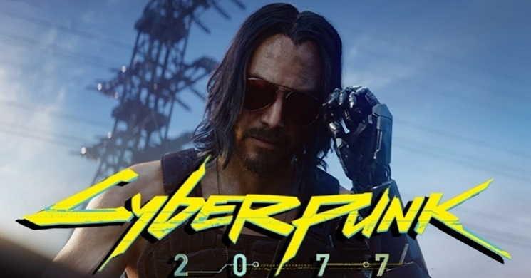 Jogo Cyberpunk pode ser adaptado num filme com Keanu Reeves