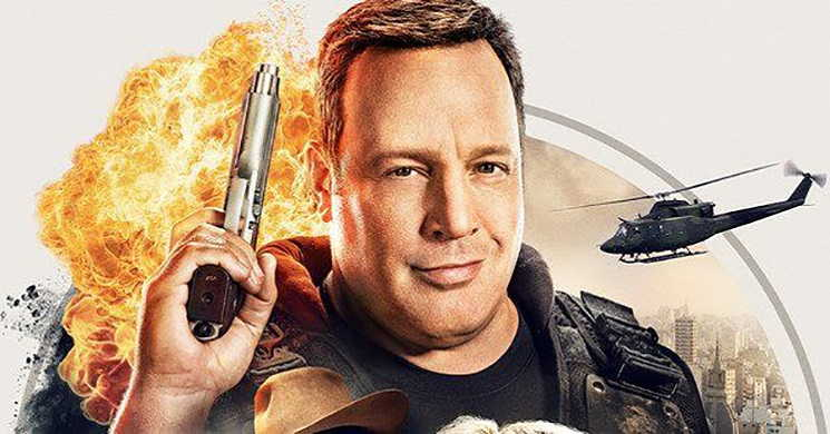 Kevin James vai substituir Simon Pegg no filme Becky