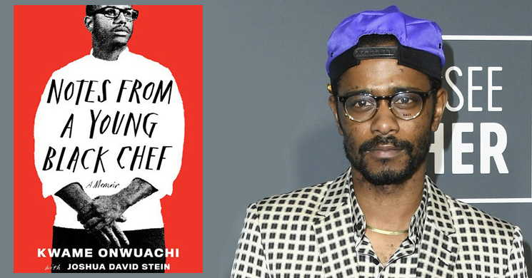 Lakeith Stanfield vai protagonizar o filme Notes From a Young Black Chef