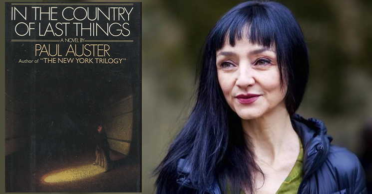 Maria de Medeiros no elenco do filme In The Country Of Last Things