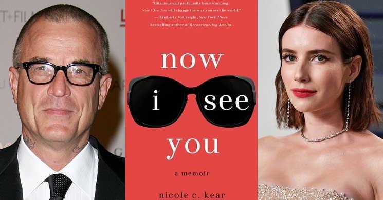 Nick Cassavetes e Emma Roberts no filme Now I See You