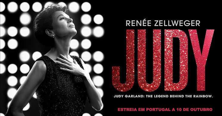 Novo trailer português do filme Judy