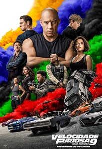 Poster do Filme Velocidade Furiosa 9