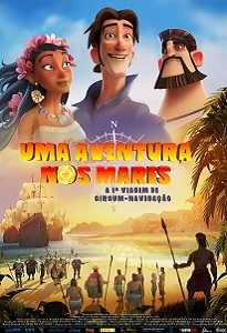 Poster do filme Uma Aventura nos Mares