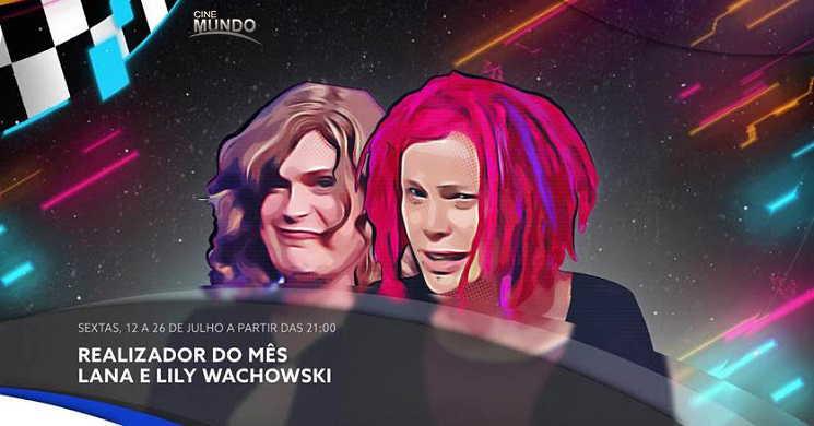 Realizador do Mês do Canal Cinemundo - Irmãs Wachowski.