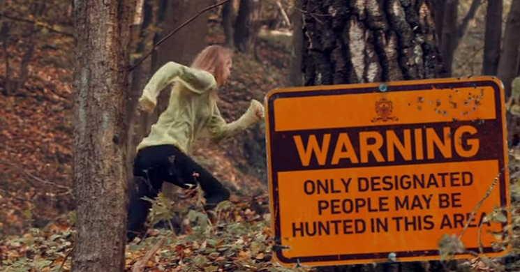 Teaser trailer oficial de The Hunt.