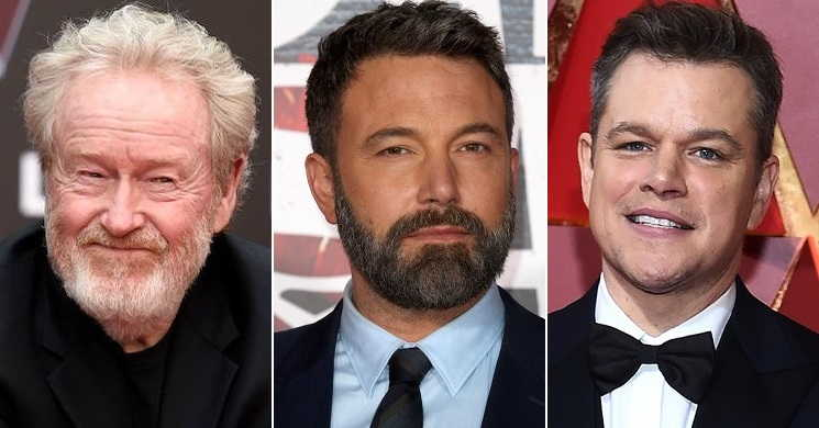 The Last Duel filme de Ridley Scott com Ben Affleck e Matt Damon