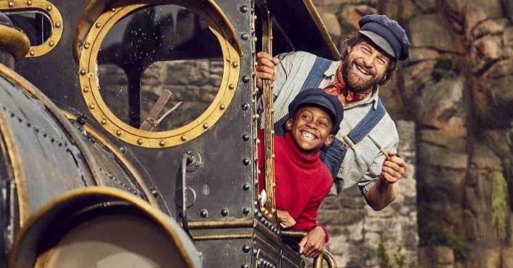 Trailer português da aventura de fantasia familiar