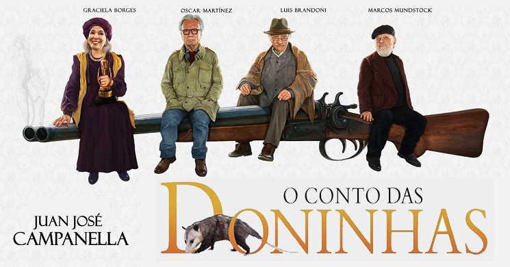 Trailer portugues do filme O Conto das Doninhas