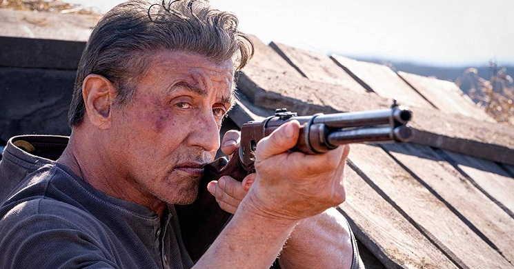Stallone na sua última missão. Trailer português de