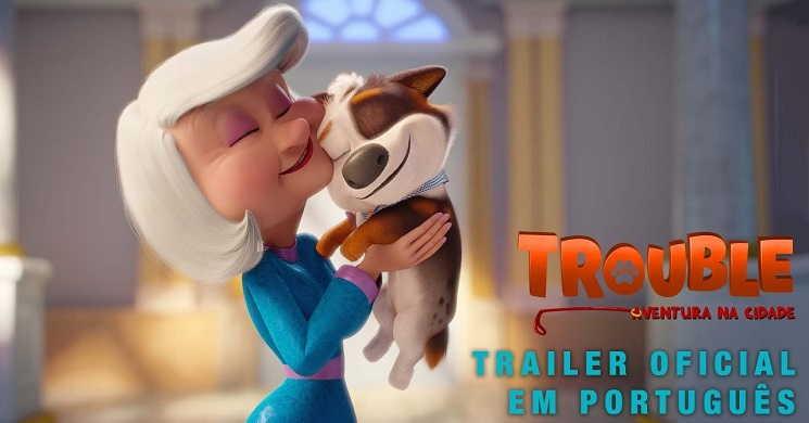 Trailer português da divertida animação