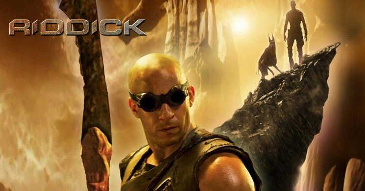 Vin Diesel revelou guiao de Riddick 4