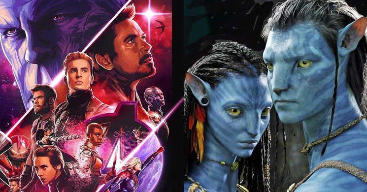 Vingadores: Endgame ultrapassa Avatar e torna-se o rei das bilheteiras mundiais