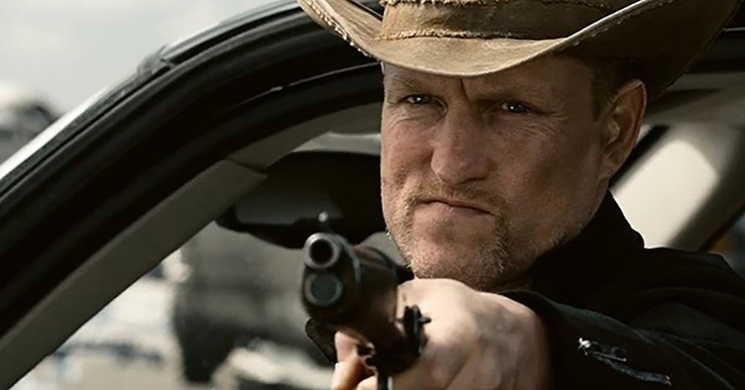Woody Harrelson no elenco do thriller Kate
