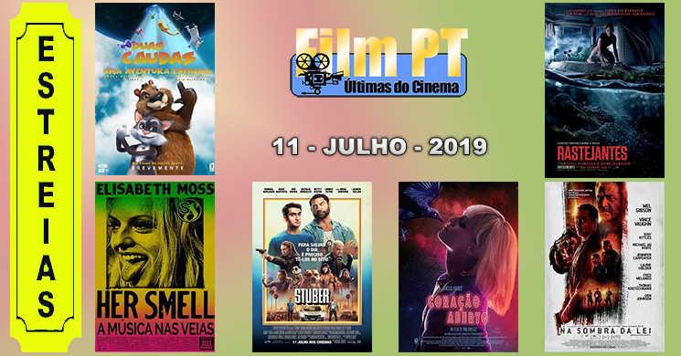 Estreias de filmes nos cinemas portugueses: 11 de julho de 2019