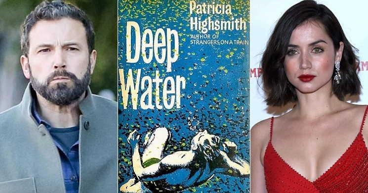 Ben Affleck e Ana De Armas em negociações para protagonizarem o thriller